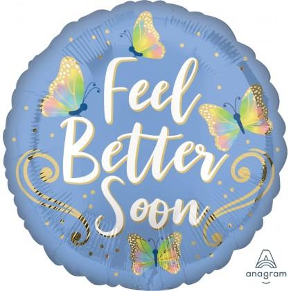 """S40 17"""" Feel Better Butterflies Standard HX®"""