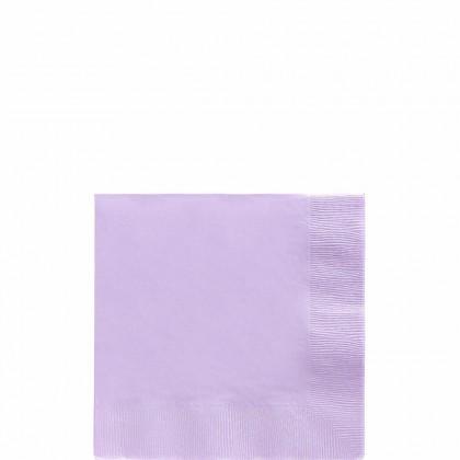 Beverage Napkins Lavender