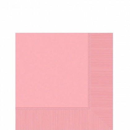 Beverage Napkins New Pink