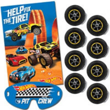 Hot Wheels™ Wild Racer Party Game