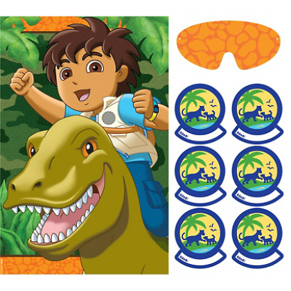 Diego's Biggest Rescue© Party Game