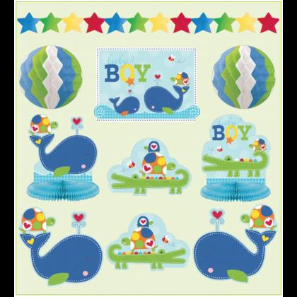 Ahoy Baby Decorating Kit