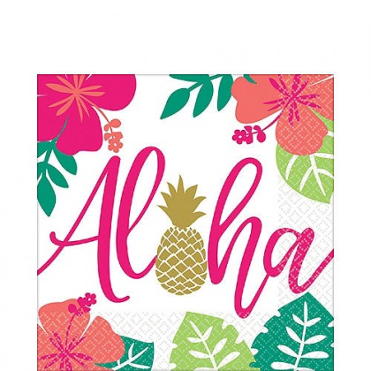 You Had Me At Aloha Luncheon Napkins
