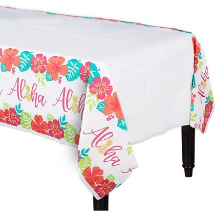 You Had Me At Aloha Paper Table Cover