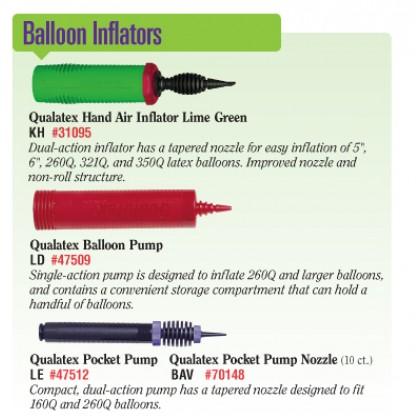 Balloon Hand Pump