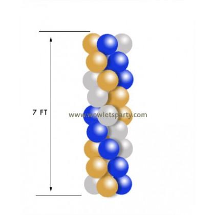 7-Ft Column (Flat Top)