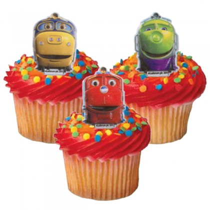 Chuggington Cupcake Ring