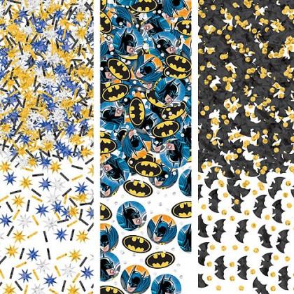 Batman™ Value Confetti - Paper & Foil