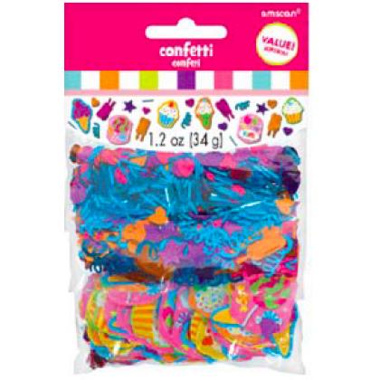 Sweet Shop Value Confetti - Paper & Foil