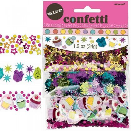 Sweet Stuff Value Confetti