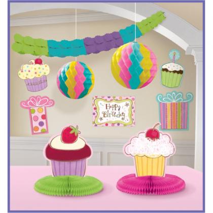 Sweet Stuff Room Decorating Kit