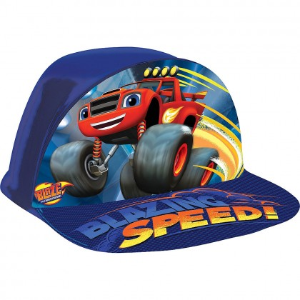 Blaze & the Monster Machines™ Deluxe Hat - Fabric