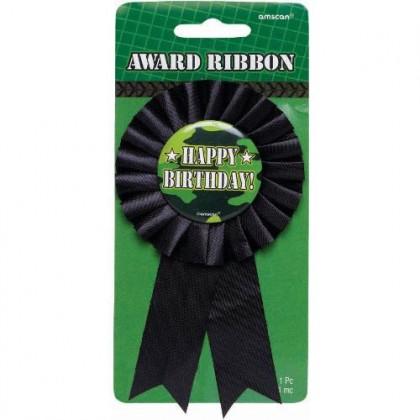 Camouflage Award Ribbon