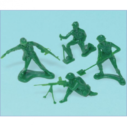 Camouflage Army Soldier Favors