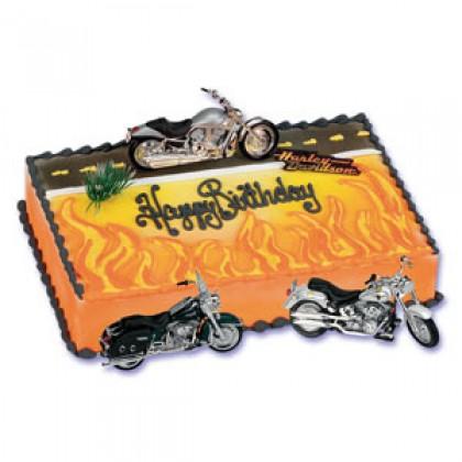 Harley Davidson Cake Kit