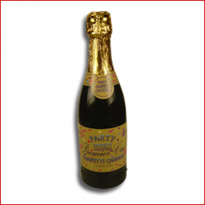 30cm Champagne Bottle Party Popper
