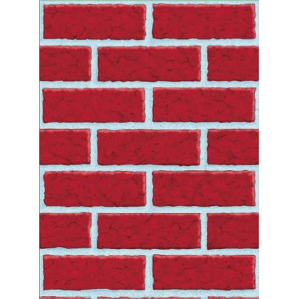 "48"" x 40' Deck the Walls Scene Setters® Room Rolls - Plastic"
