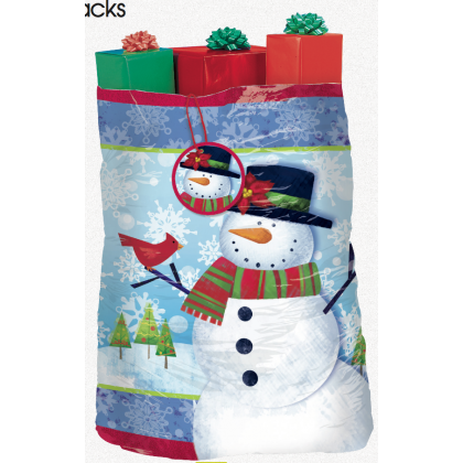 "44"" x 56""Super Giant Plastic Gift Sacks Super Giant Plastic Gift Sacks"