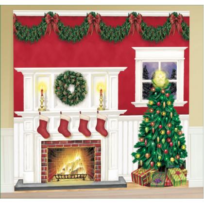 Christmas Scene Setters® Giant Decorating Kit