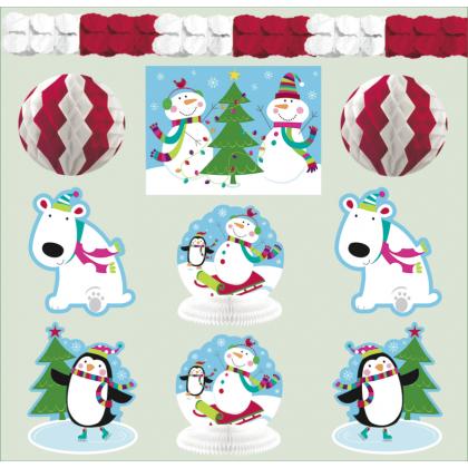 Joyful Snowman Decorating Kit