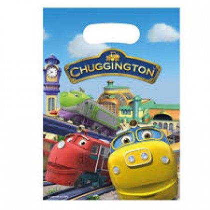 Chuggington Loot Bags 6