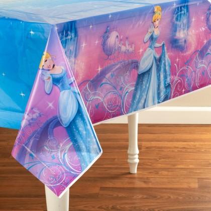 ©Disney Cinderella Plastic Table Cover