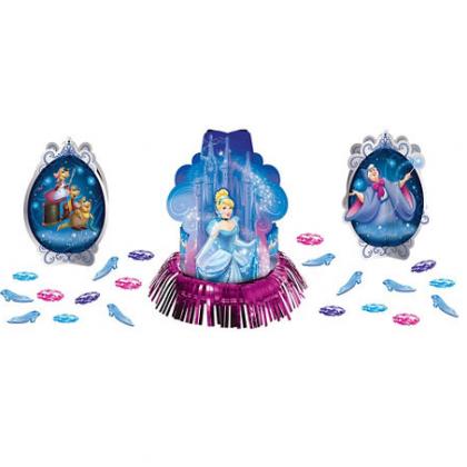 ©Disney Cinderella Table Decorating Kit