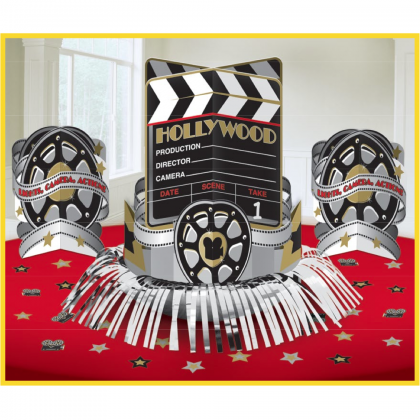 Hollywood Fringe Table Decorating Kit