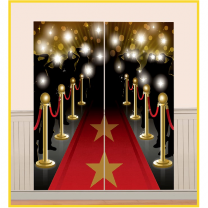 Lights! Camera! Action! Scene Setters Wall Decorating Kit