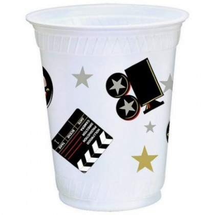 Director's Cut Cups, 14 oz. - Plastic