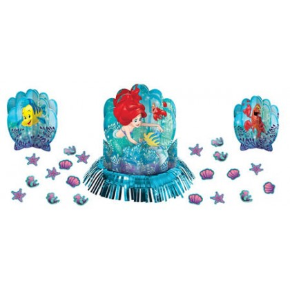 Disney Ariel Dream Big Table Decorating Kit