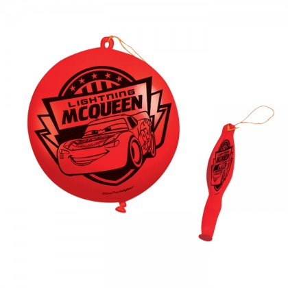 Disney/Pixar Cars 3 Punch Balloon Favors