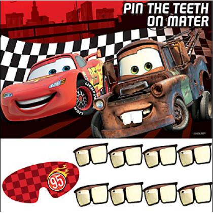 ©Disney/Pixar Cars Formula Racer Party Game