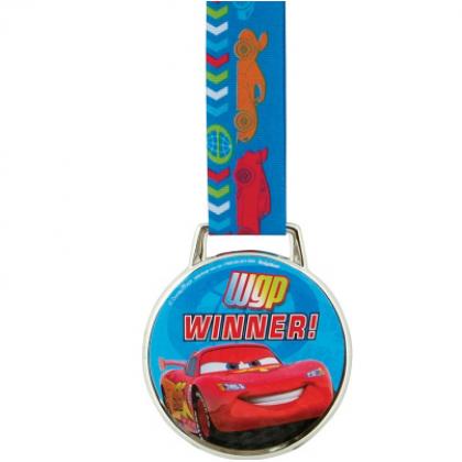 ©Disney/Pixar Cars 2© Award Medal