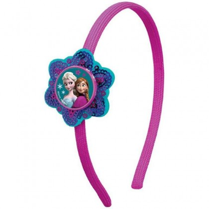 ©Disney Frozen Headband - Fabric & Plastic
