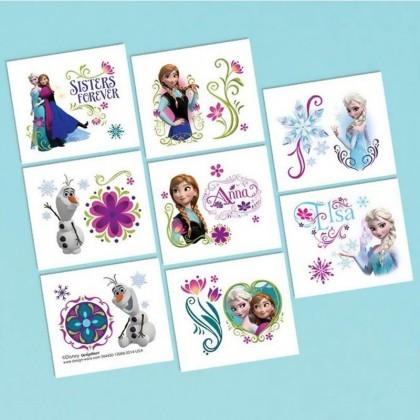 Disney Frozen Magic Tattoo Favors