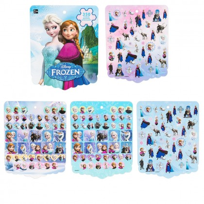 Sticker Book Disney Frozen