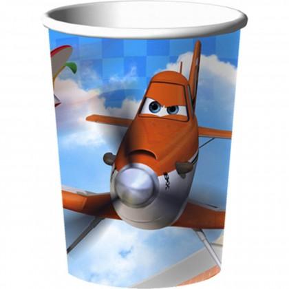 ©Disney Planes Dusty & Friends Cups, 9 oz.