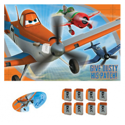 ©Disney Planes Dusty & Friends Party Game