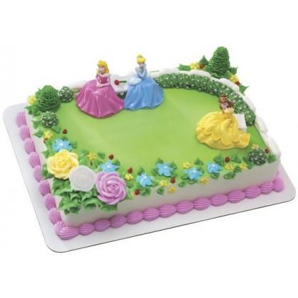 Disney Princess Garden Royalty Decoset