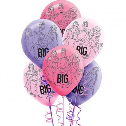 ©Disney Princess Dream Big Latex Balloons