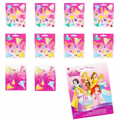 ©Disney Princess Sticker Booklets