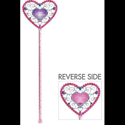©Disney Princess Boutique Heart Wand Favor - Plastic