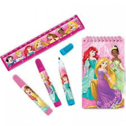 ©Disney Princess Stationery Set