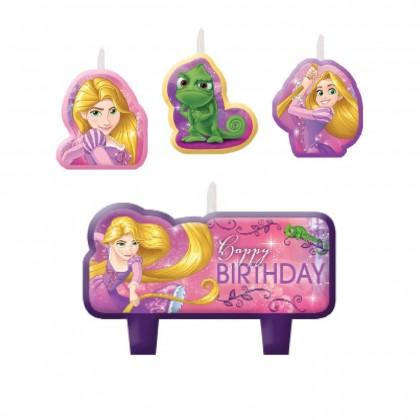©Disney Rapunzel Dream Big Birthday Candle Set