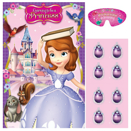 ©Disney Sofia The First Party Game