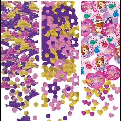 ©Disney Sofia The First Value Confetti - Paper & Foil