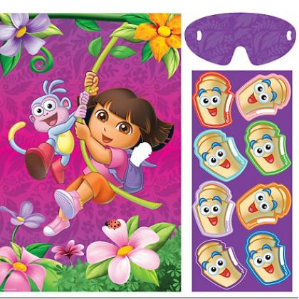 Dora's© Flower Adventure Party Game