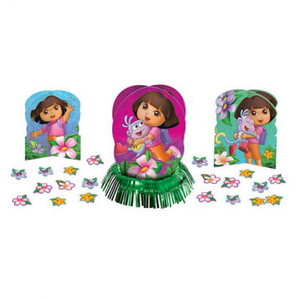 Dora's© Flower Adventure Table Decorating Kit