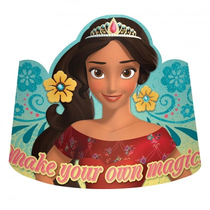 Disney Elena of Avalor Tiara Headbands - Glitter Paper